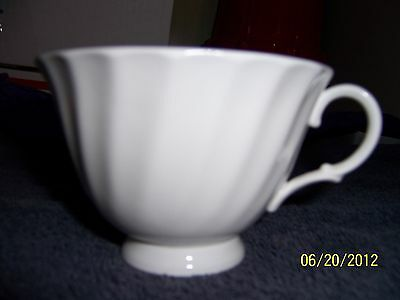 Royal Doulton Cascade Footed Tea Cup English Fine Bone China Pattern 5073