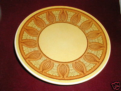Taylor Smith Taylor HONEY GOLD Onion Dinner Plate/s