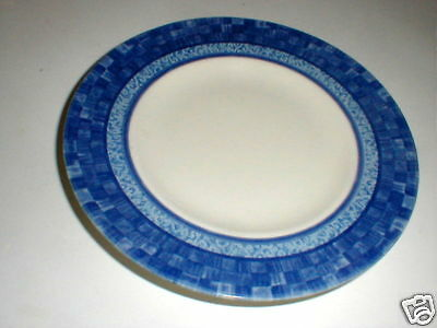"Johnson Bros/Brothers ICE BLUE 10 3/4""  Dinner Plate"