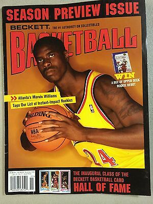 BECKETT'S BASKETBALL CARD MONTHLY NOVEMBER 2005 TRADING CARDS PRICE GUIDE