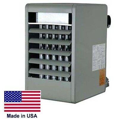 Natural Gas 150,000 BTU Heater - 2,180 CFM - 931 FPM - 1/8 HP - Commercial Duty