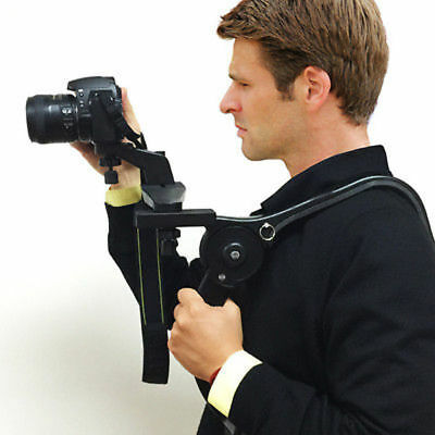Shoulder Mount Support Pad Stabilizer for Video DV Camcorder HD DSLR Camera US