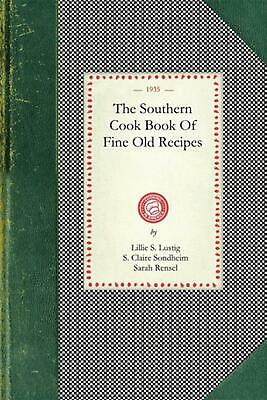 Southern Cook Book (English) Paperback Book Free Shipping!
