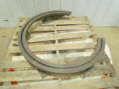 """Large Steel T-Slot Clamping Fixture Jig W/1/2"""" Standard T-Slot on 35""""dia Circle"""