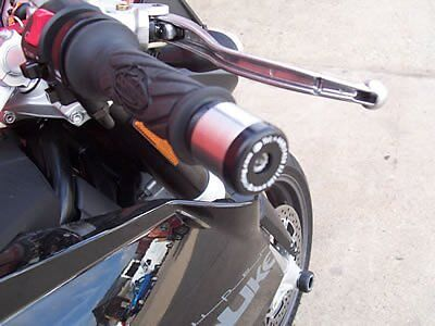 R&G Racing Bar End Sliders to fit KTM 990 Superduke R