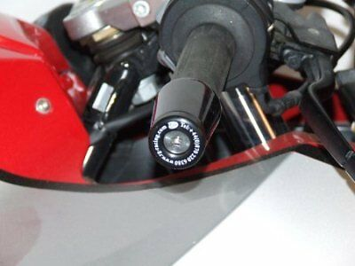 R&G Racing Bar End Sliders to fit BMW R1200 S