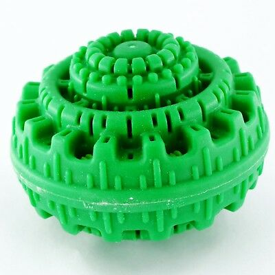Green Eco-Friendly Wash Ball Laundry Ball - Washing without Detergent/Chemicals
