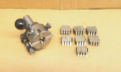 """Geometric 5/16 DSN Threading Head 5/8""""shank W/8 sets of chasers"""