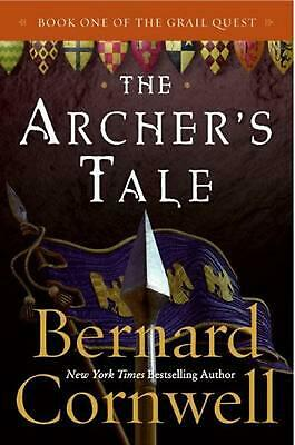 The Archer's Tale by Bernard Cornwell (English) Paperback Book Free Shipping!