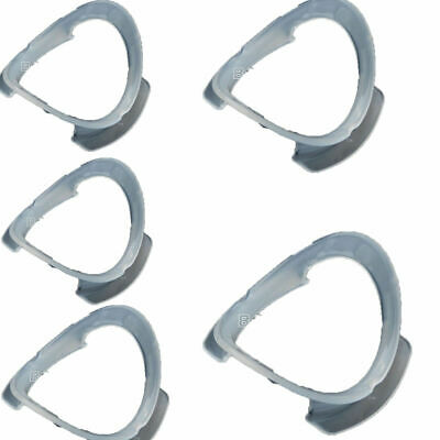 3 PCs Dental Teeth Whitening Cheek Retractor Mouth opener O-shape White Color