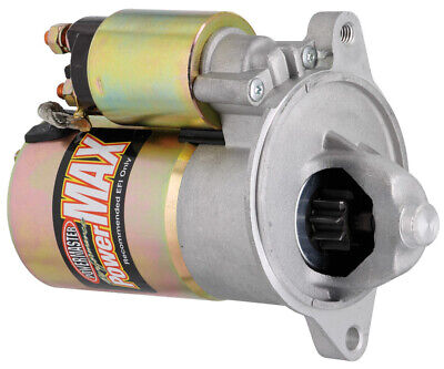 Powermaster 9182 High-Torque Replacement Starters Full Size Ford Gold
