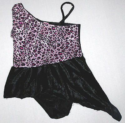 Nwt New Dottie Loves Lot 10 Dance Leotard Dress Recital Costume Cute Girl S + M
