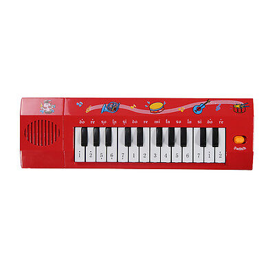 Kids Childrens Electronic Toy Keyboard Touch Piano Musical Music Play Gift Toys