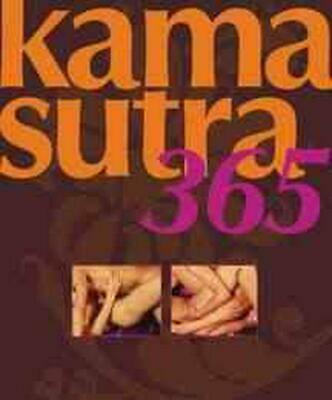 Kama Sutra 365 by Paperback Book (English)