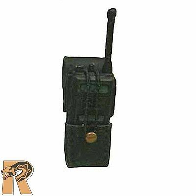 Riot Police Mason - Radio w/ Pouch - 1/6 Scale - ZC World Action Figures
