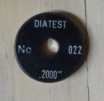 DIATEST SPLIT BALL DIAL BORE GAGE  NUMBER .027