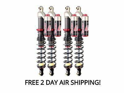 Elka Stage 3 Front + Rear Shocks Suspension Kit Yamaha Grizzly 700 2014+