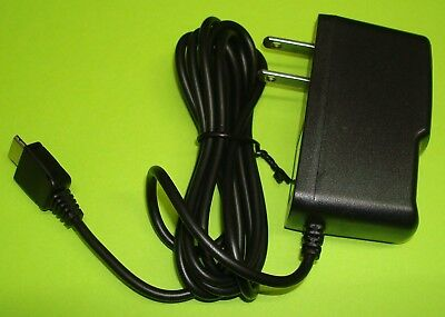 Replacement AC Wall Home Charger for Samsung SGH-D807, T219,T809,D820,A707 SYNC