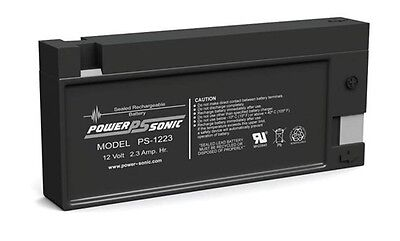 Battery For Trimble Gps 4000,4400,4600,12V 2300 Mah With Pressure Contacts