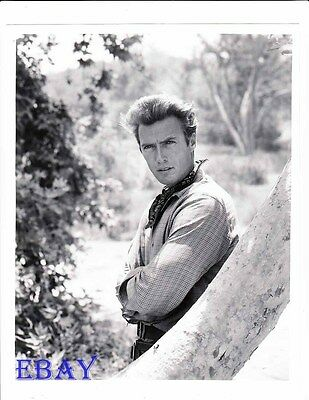 Clint Eastwood Rawhide VINTAGE Photo