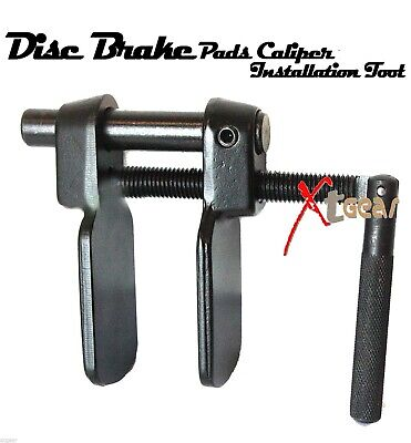 Pro Disc Brake Pads Caliper Piston Press Steel Spreader Installation Tool