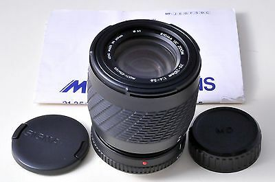 Sigma UC Zoom MF 70-210mm f/4-5.6 Macro lens for Minolta in Mint Condition