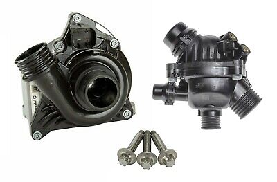 BMW Engine Water Pump Electric + Bolts / Thermostat Assembly A2C607/32426/49476