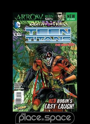 Teen Titans, Vol. 4 #16A - Death Of The Family