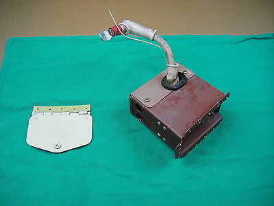 Aircraft Beechcraft F33A Bonanza Battery Cable Charger Receptacle Plug Assembly