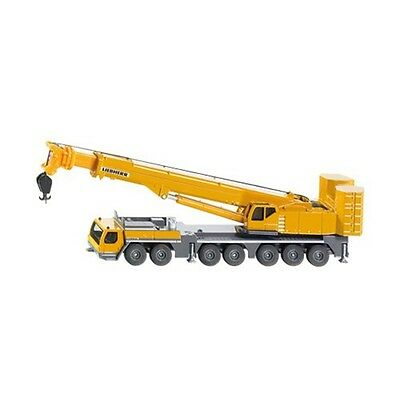 Siku Liebherr Mobile Crane 1:87 Miniature Replica Model Construction Machinery