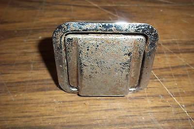 1962-65 CHARGER CORONET REAR ARMREST ASHTRAY LH or RH PLYMOUTH DODGE MOPAR RUSTY