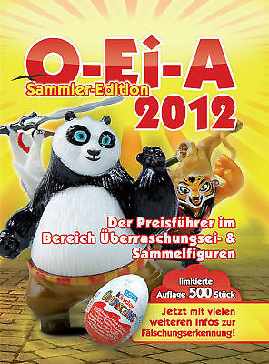 O-Oeuf-A 2012 - Collectionneurs Consolidés Edition (500 Exemplaires)