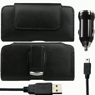 Case for LG G3 s Pouch BBHB Holster Leather Car Charger D722 Beat Vigor D725