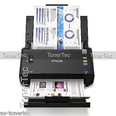 Epson DS-510/DS520 Sheet Feed One Pass A4 USB Colour Scanner+Duplexer *RFB*