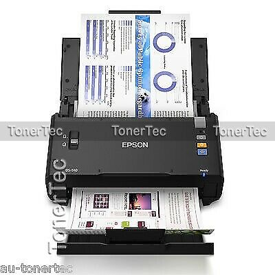 Epson DS-510 Sheet Feed One Pass A4 USB Colour Scanner+Duplexer 600dpi *RFB*