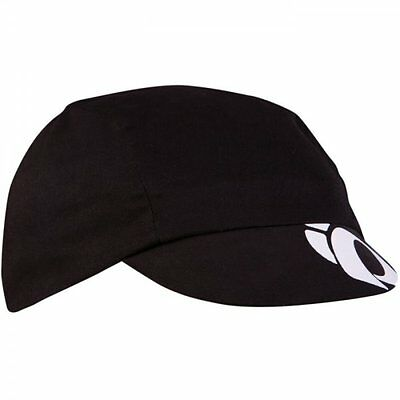 Pearl Izumi Unisex Cotton cap Cycling Cycle Bike  Black adults One Size cap