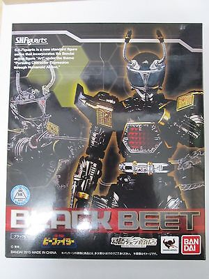 Limited S.H.Figuarts Black Beet Big Bad Beetleborgs