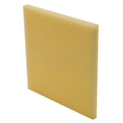 Ivory 133 Acrylic Perspex Sheet Plastic Panel Material A5, A4 & A3 in 3mm & 5mm