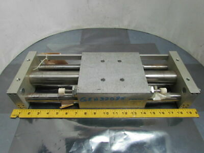 Festo Pneumatic Air Cylinder Linear Drive w/Guided Slide 40mmx200mm