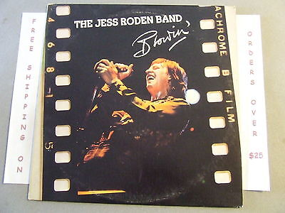 THE JESS RODEN BAND BLOWIN LP ILPS 9496