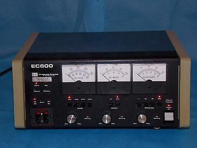 Ec Apparatus Ec 600 Electrophoresis Power Supply