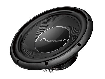PIONEER TS-W306R - 30cm/300mm Auto Subwoofer Chassis - 1300 Watt MAX