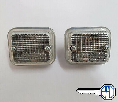 Jaguar E-Type Series 2 Lucas Reverse Lamp/ Light Assemblies x 2 (AAU5510) (L798)