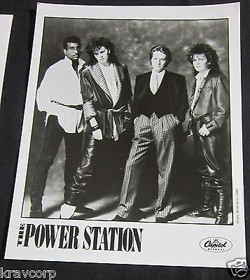 The Power Station—1985 Publicity Photo