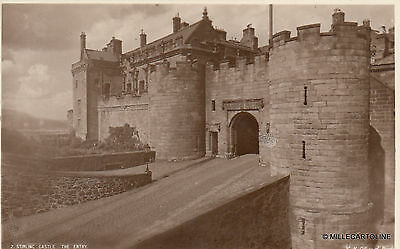 * SCOTLAND - Stirling - Castle, The Entry