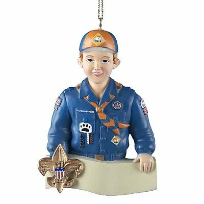 Tiger Cub Scout Ornament, New, Free Shipping