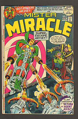 Mister Miracle #7 ~ 52 pages ~ (6.5) WH