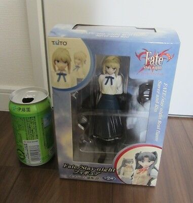 New Saber Figure casual Ver. anime Fate Stay Night TAITO free shipping