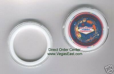 Casino Poker Chip Storage Airtite Holder Air Tite 39mm