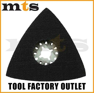 Multi Tool Sanding Pad Triangular - Universal Fit Suits Most Brands